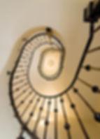 PFG Design Architects Rickmansworth, grand staircase