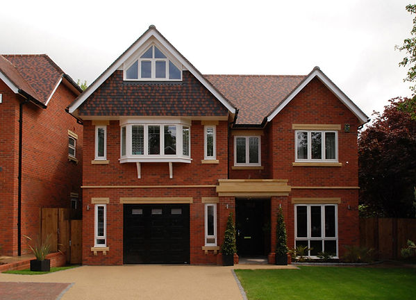 PFG Design, Architects & Designers, Rickmansworth, spacious detached house