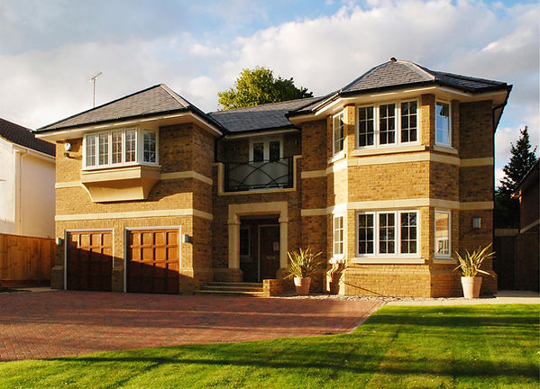 PFG Design, Architects & Designers, Rickmansworth, unique, large detached house