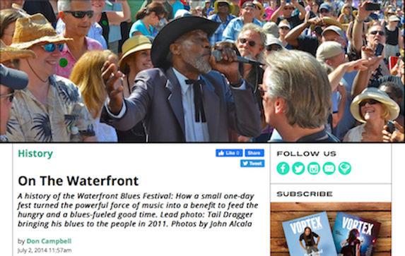 On The Waterfront | Vortex Music Magazin