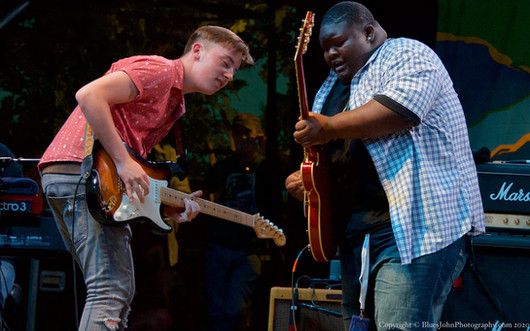 "Quinn Sullivan & Christone ""Kingfish"" Ingram"