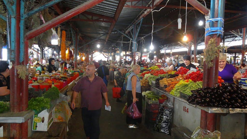 Рынок общий вид