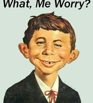 Why do we worry?