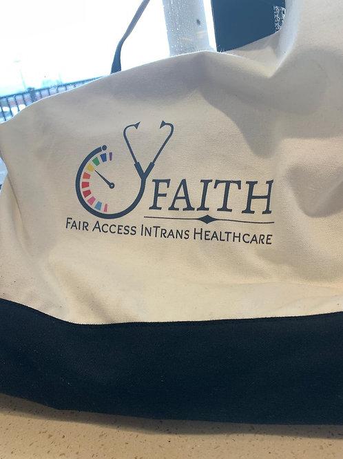 La bolsa de asas de la fe