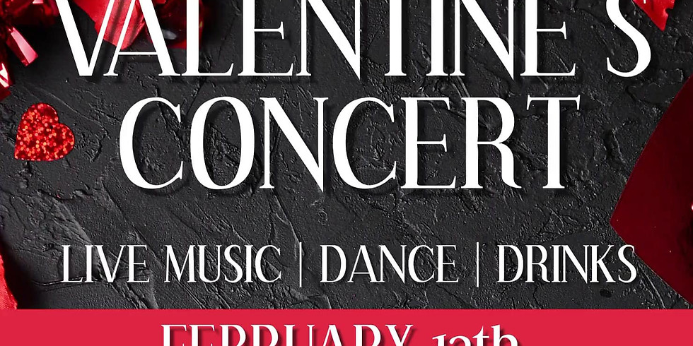 Pre-Valentines Concert