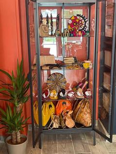 Expo objets d'art Africain