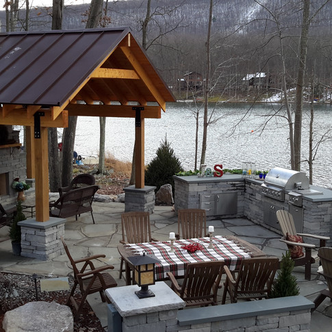 Mateer Outdoor Structure by lake.jpg