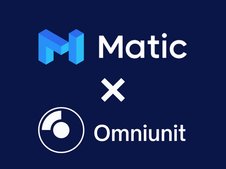 Omniunit and Matic PoS bridge launched!