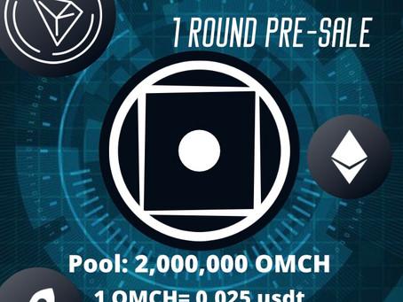 Omniunit Cash (OMCH) pre-sale!