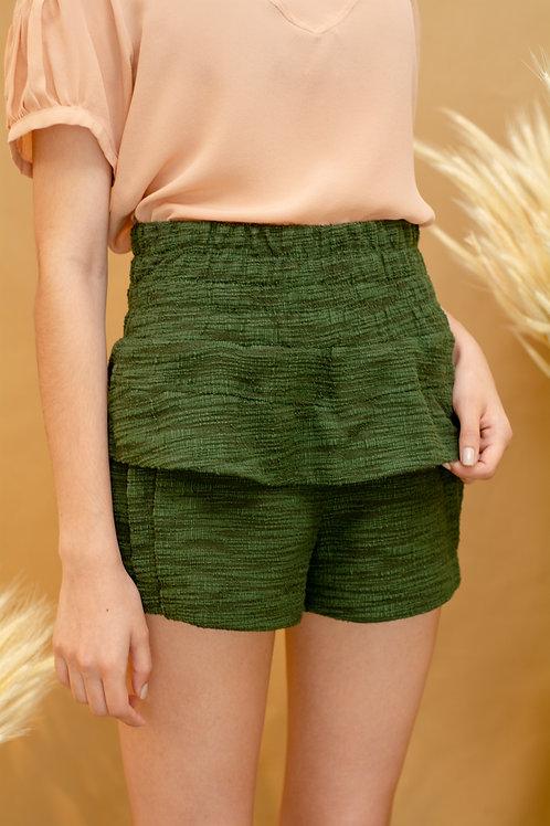 Shorts Moletom Texturas