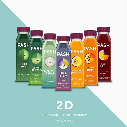 PASH Signature 2D Cleanse