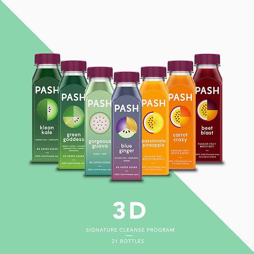 PASH Signature 3D Cleanse