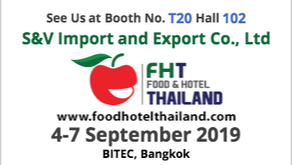 UPCOMING EVENT : FHT 2019, 4-7 SEP 2019
