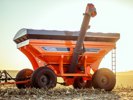 What makes a good Grain Cart