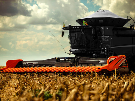 Concepts about Combine Harvester Corn Heads.