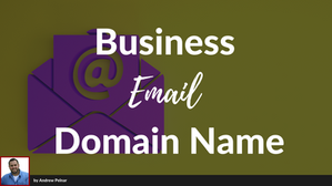 Business Email Domain Name