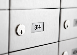 Home Based Business? Get a PO Box!