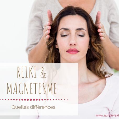 Reiki & Magnétisme : quelles différences ?