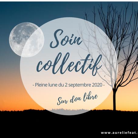 Soin collectif de Pleine Lune
