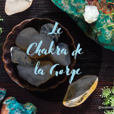 Chakra de la Gorge