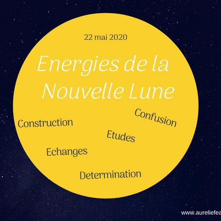 Energies de la Nouvelle Lune du 22 mai 2020