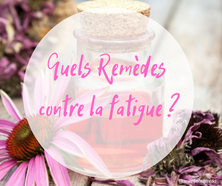 Remedes contre la fatigue