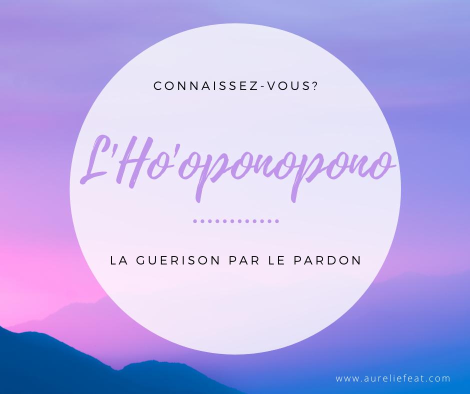 Développement personnel, Hopoponopo, Guérison