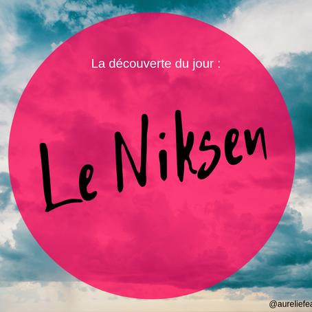 Le Niksen, nouveau concept à la mode