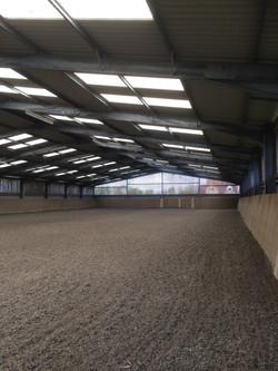 Olympic sized indoor school