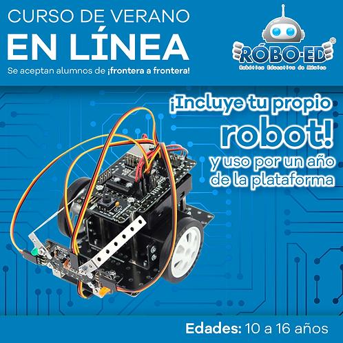 Curso en Linea Robótica RoboMaster 1