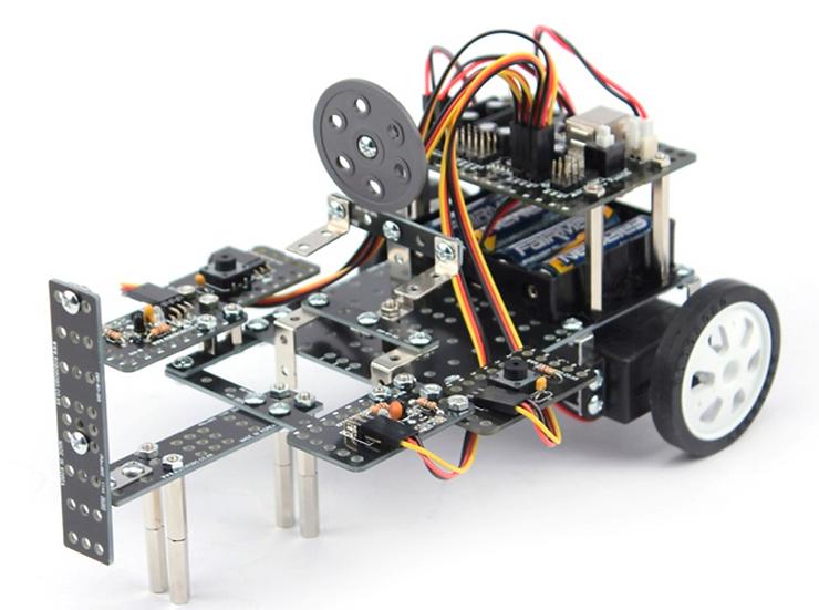 RoboMaster 1 Nivel intermedio.