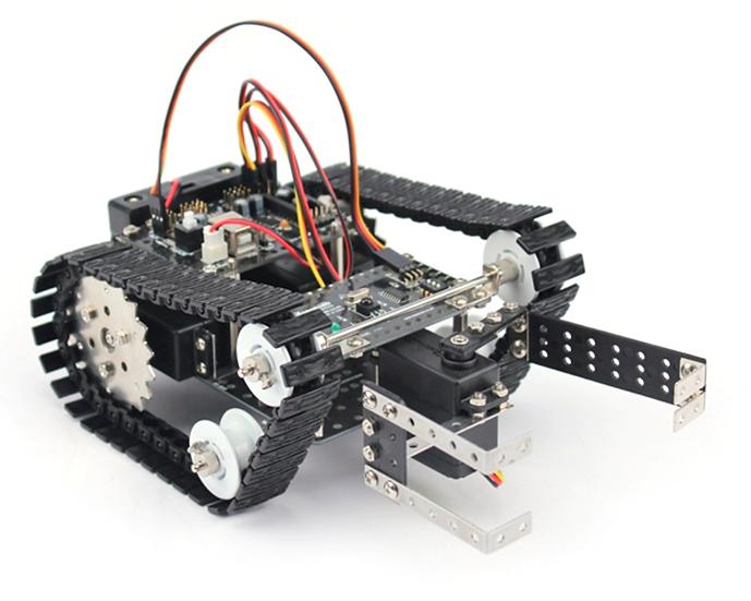 Upgrade a RoboMaster 2 nivel intermedio.