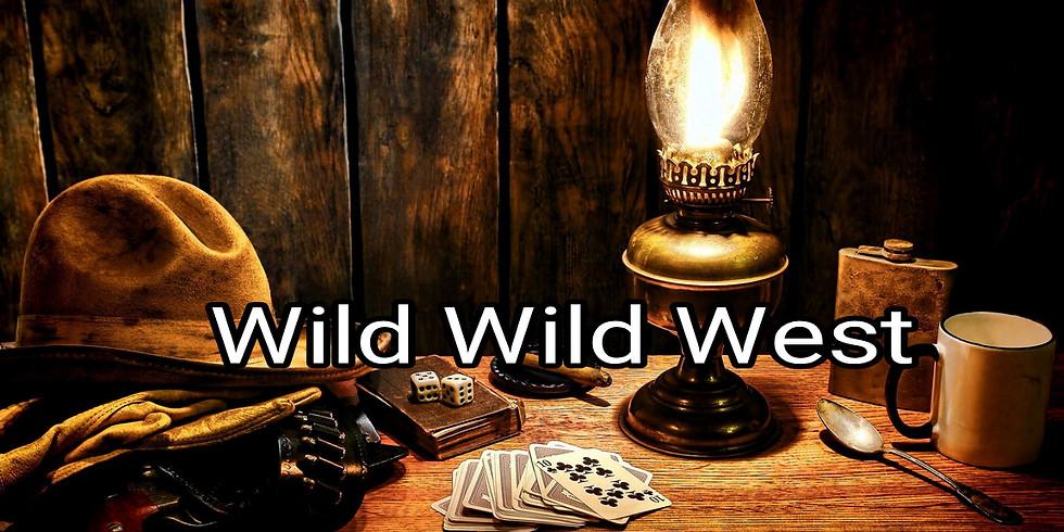 Wild Wild West Theme Night