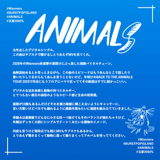 「ANIMALS」ライナーノーツ