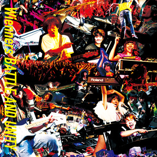 会場限定盤 CD+DVD「BATTLE AND UNITY」