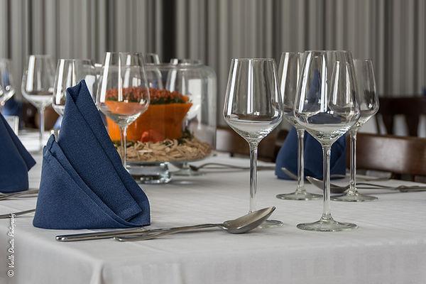 Restaurant Schendelbeekhof - gedekte tafel