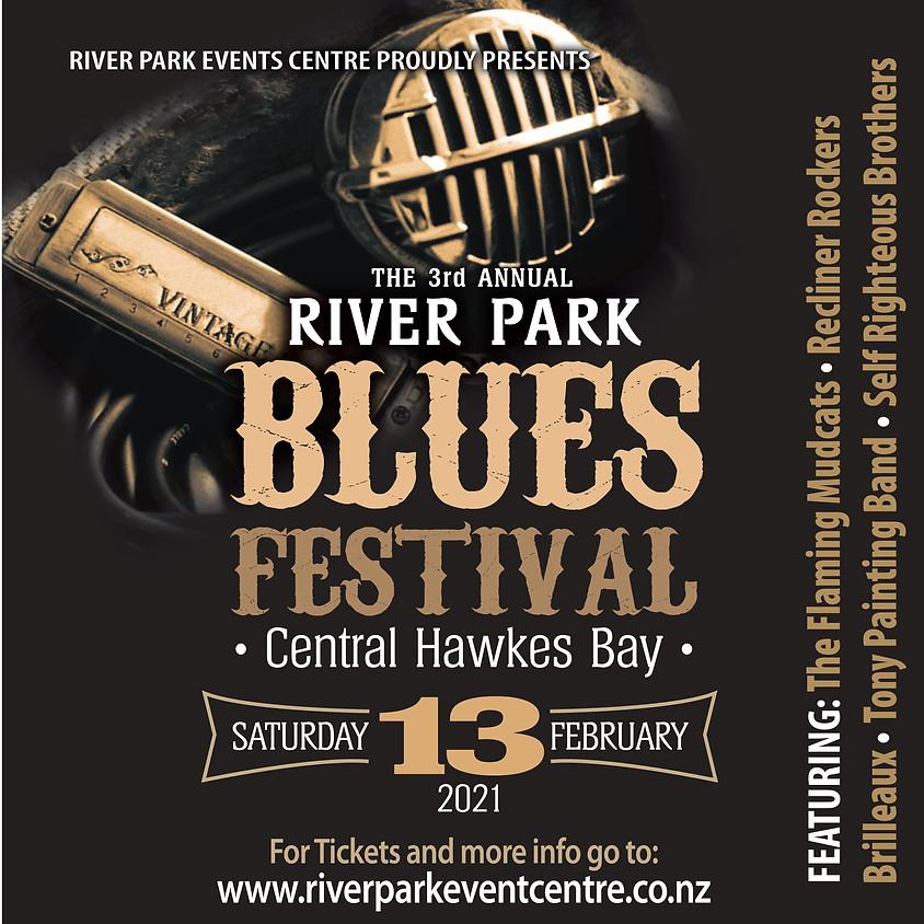 River Park Blues Fest 2021
