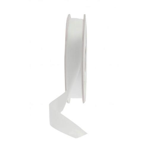 10 x White Satin Ties
