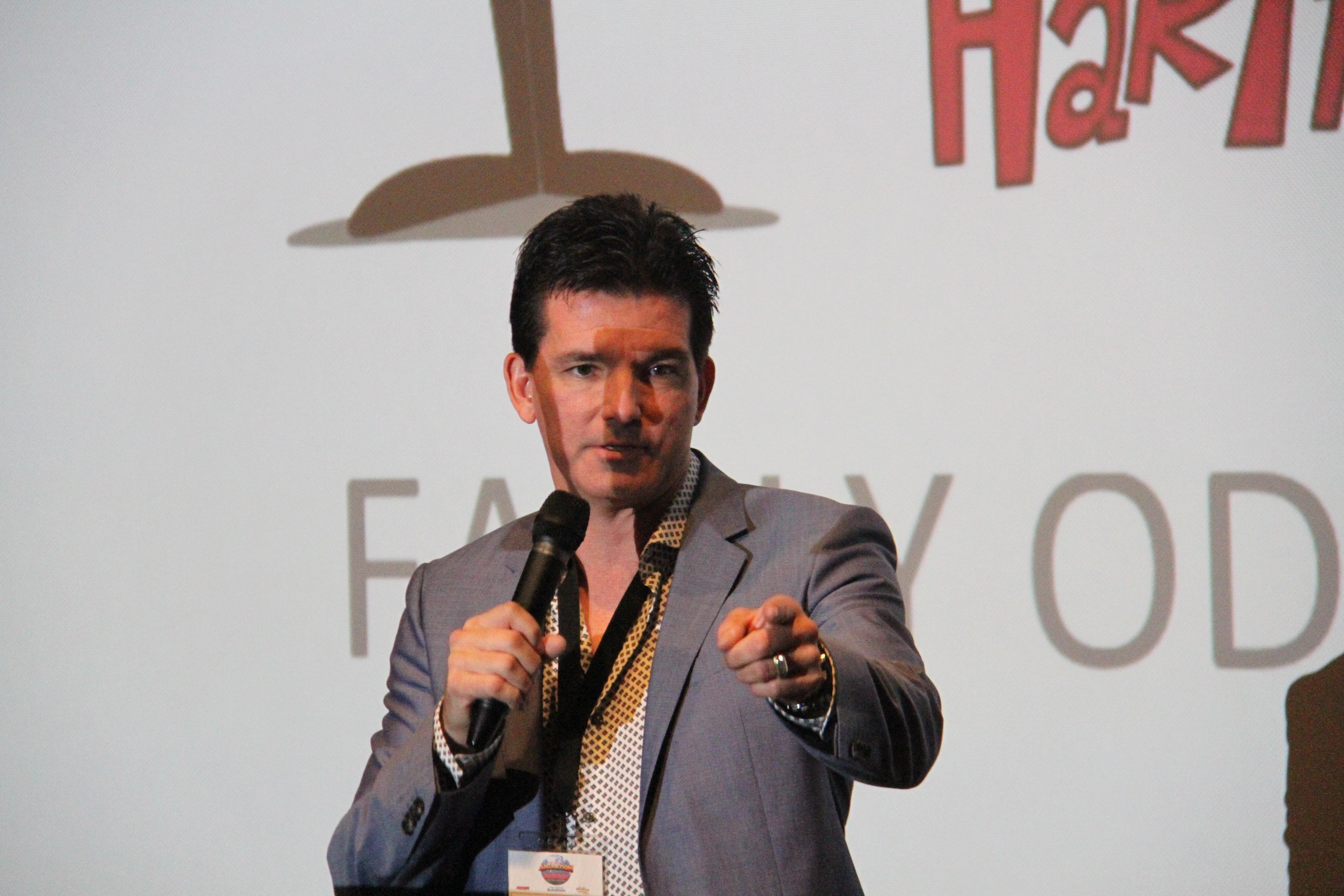 Guest Speaker Butch Hartman