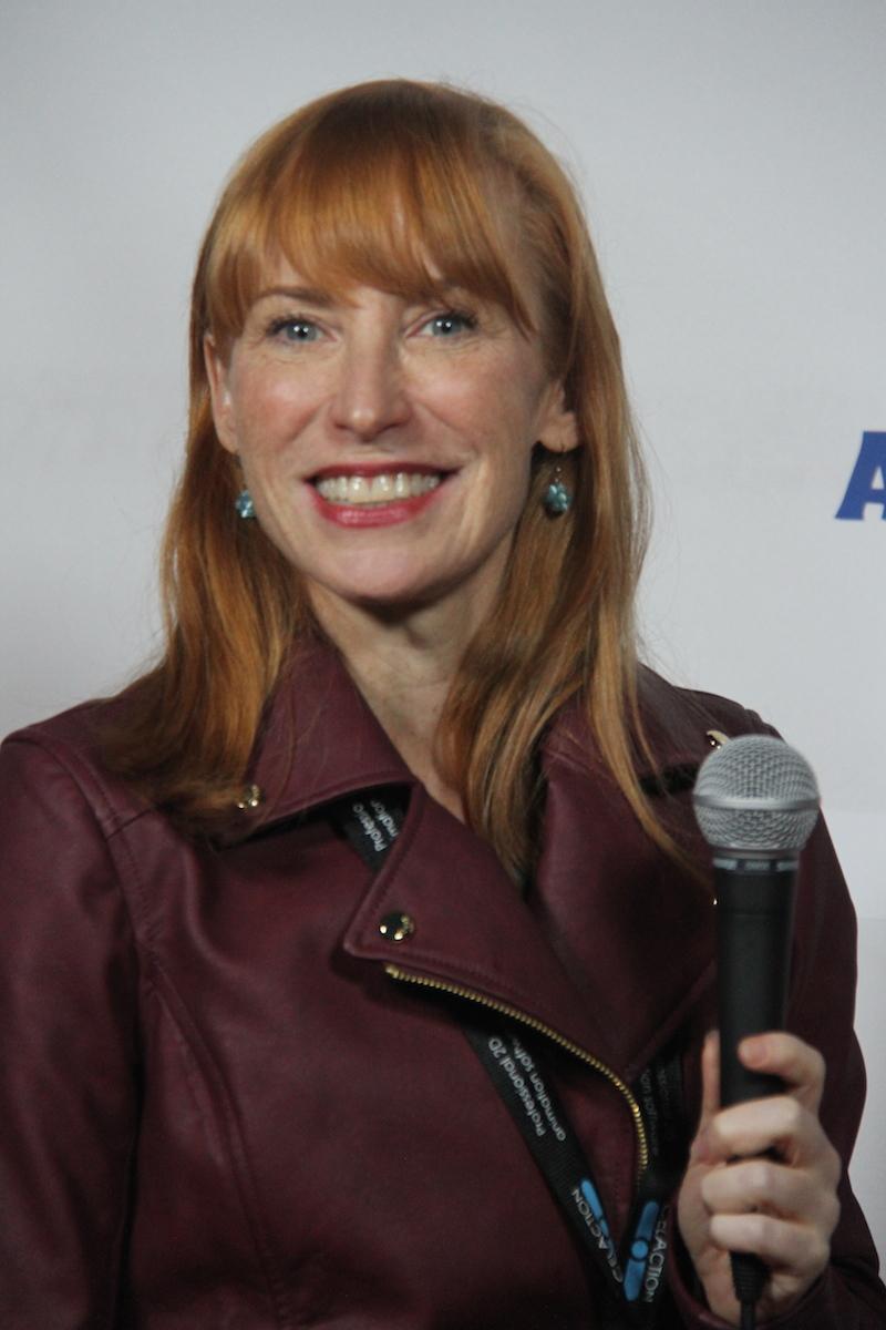 WAC 2015 Host Karen Strassman