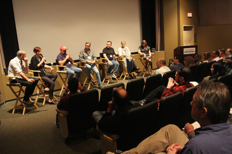 Producing Animation Panel Members