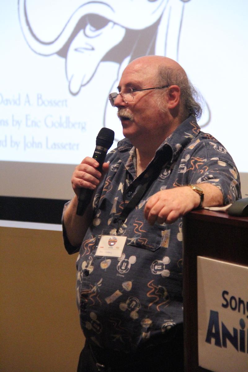 Guest Speaker Eric Goldberg