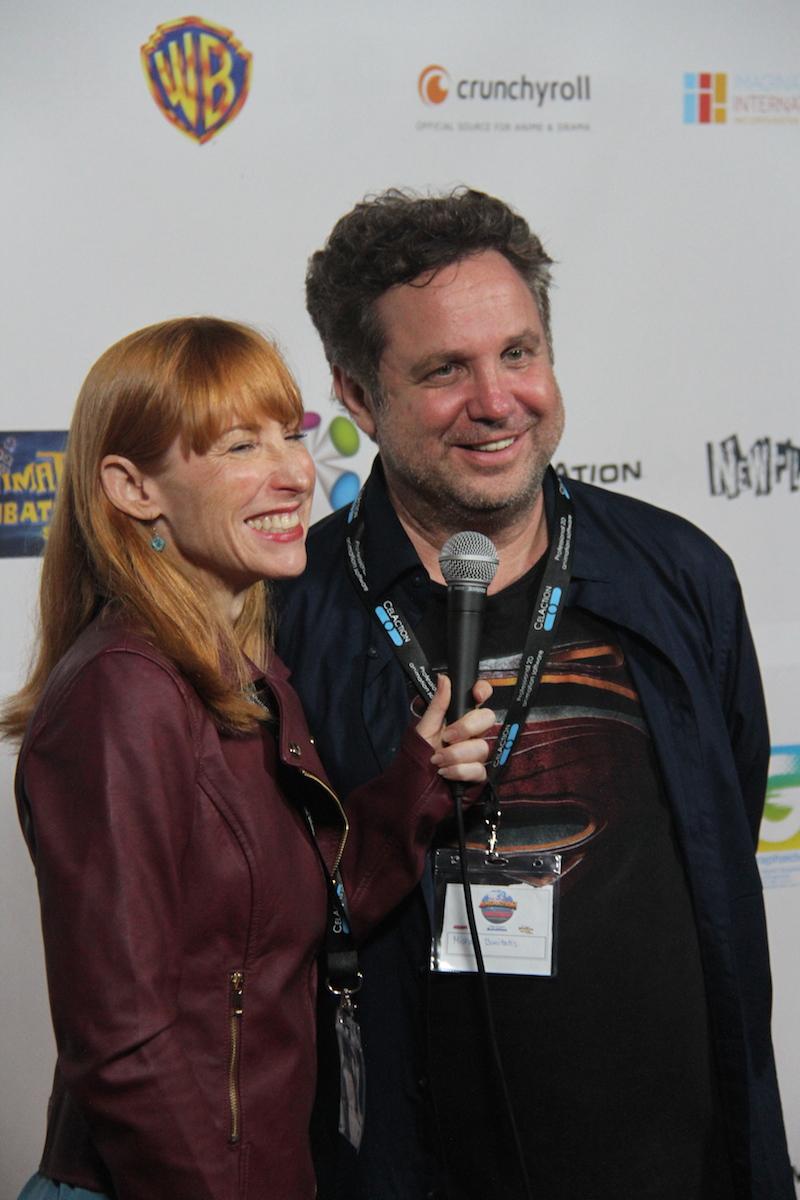 Festival Director Michael Bonitatis