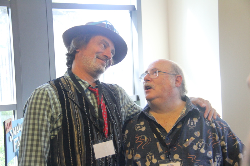 Guest Speakers David & Eric