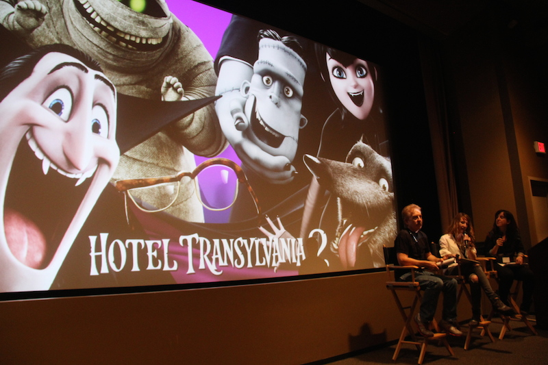 Hotel Transylvania 2 Panel Members
