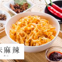 ミスターヌードル まぜ麺 - 四川風麻辣