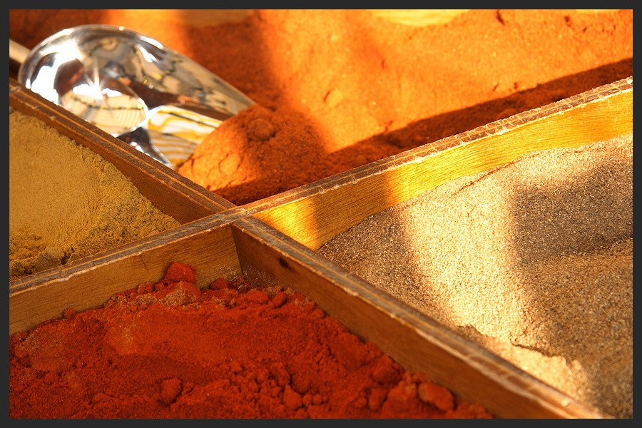 Come Experience Life With Us Today. Cooking with Spices and Herbs