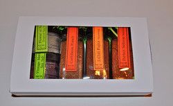 Fennel and Fire 5 piece gift box