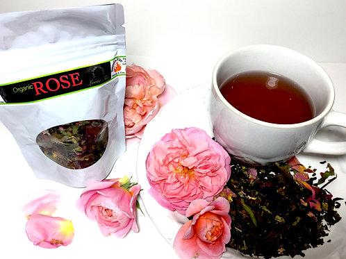 ROSE WHITE TEA
