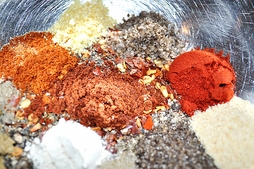 """YOU CREATE"" SPICE BLEND"